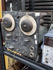 Sale 8809B - Lot 673 - WW2 Tube Aerial Tuning Unit, possibly cockpit in bombers