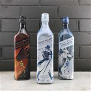 Sale 9042W - Lot 839 - 3x Johnnie Walker Game of Thrones Blended Scoth Whisky