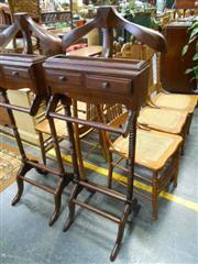 Sale 7943A - Lot 1494 - Mahogany Gents Valet