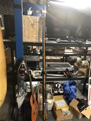 Sale 8789 - Lot 2229 - Collection of Fishing Rods