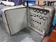 Sale 8809B - Lot 621 - Vintage Australian Navy Test Module, made by Lfe Boston Mass