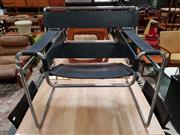 Sale 8930 - Lot 1086 - Pair of Wassily Chairs