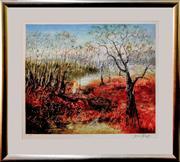 Sale 9015J - Lot 48 - David Boyd - Jessamine 67x80cm