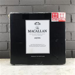 Sale 9120W - Lot 1481 - 6x The Macallan Distillers 'Aera' Highland Single Malt Scotch Whisky - Taiwan exclusive limited edition, 40% ABV, 700ml bottles in b.