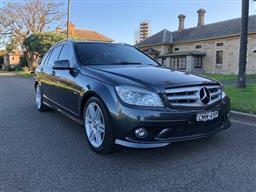 Sale 9110V - Lot 1 - 2010 Mercedes-Benz C200 CDi