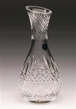 Sale 9122 - Lot 27 - Stuart Crystal Carafe (H:25cm)
