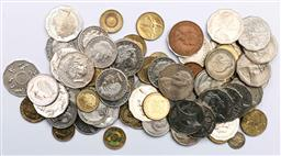 Sale 9173 - Lot 70 - A Collection of Australian and Other Money Coins