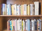 Sale 8486A - Lot 98 - Two shelf lots of various books, mainly hardbacks