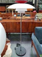 Sale 8607 - Lot 1046 - Louis Poulsen Standard Lamp with Perspex Shade (H: 132cm)