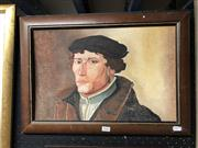 Sale 8819 - Lot 2083 - Oil Painting After Martin Luther