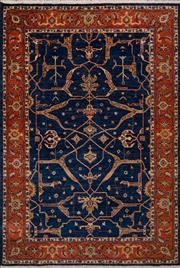 Sale 8447C - Lot 3 - Afghan Chobi 242cm x 167cm