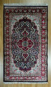 Sale 8625C - Lot 79 - Indian Silk Jaipor 155cm x 90cm