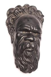 Sale 8706 - Lot 27 - Aboriginal Elder Plaque