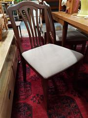 Sale 8822 - Lot 1178 - Set of Four Parker Furniture Dining Chairs