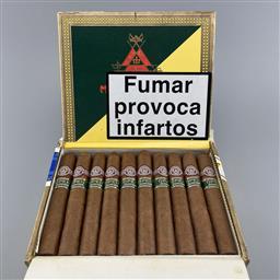 Sale 9250W - Lot 704 - Montecristo Open Junior Cuban Cigars - box of 20 cigars, stamped June 2010