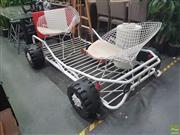Sale 8620 - Lot 1035 - Car Form Bed Frame