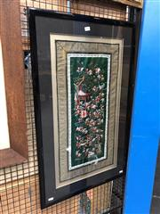 Sale 8779 - Lot 2060 - Chinese Silk Embroidery
