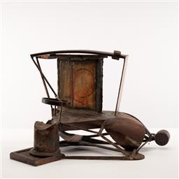 Sale 9221JM - Lot 5078 - BRIAN KOERBER Untitled painted metal 38 x 53 x 41 cm Provenance: Defiance Gallery
