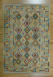 Sale 8625C - Lot 81 - Persian Kilim 206cm x 300cm