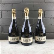 Sale 8950 - Lot 17 - 3x 2014 Jansz Vintage Cuvee Brut, Pipers River