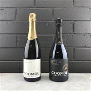 Sale 8970W - Lot 48 - 2x Coombe Sparkling, Yarra Valley - 2015 Tribute Series - Nellie Melba Blanc de Blancs & NV Estate Sparkling