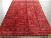 Sale 8480 - Lot 1185 - Afghan Qunduzi (280 x 2010cm)
