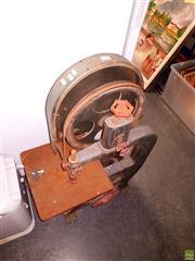 Sale 8582 - Lot 2245 - Vintage Band Saw