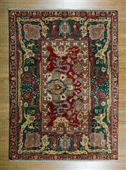 Sale 8625C - Lot 83 - Afghan Chobi 250cm x 184cm