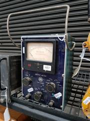 Sale 8809B - Lot 683 - Output Meter A.W.A Department Civil Aviation