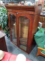 Sale 8822 - Lot 1885 - Mahogany Bookcase Top