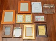 Sale 8990H - Lot 90 - A quantity of frames