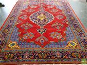 Sale 8480 - Lot 1159 - Persian Kashan (300 x 200cm)