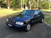 Sale 8520V - Lot 5008 - Mercedes-Benz C220 Elegance Sedan, 81,297km                                        Year: 1994...