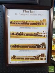 Sale 8544 - Lot 2096 - Pharlap Print