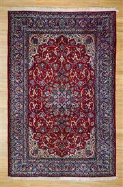 Sale 8566C - Lot 56 - Persian Kashan 325cm x 212cm
