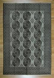 Sale 8625C - Lot 85 - Afghan Turkman 302cm x 202cm