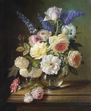 Sale 8821 - Lot 600 - Jozef Kivits (1945 - ) - Spring, 1995 60 x 50cm