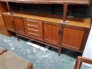 Sale 8930 - Lot 1041 - G-Plan Fresco Teak Sideboard