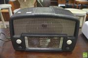 Sale 8406 - Lot 1044 - His Masters Voice Bakelite Radio