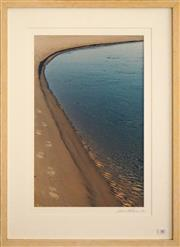 Sale 8734A - Lot 80 - Lynn Pearce - Lake Conjola I, South Coast NSW, 2003 65 x 47.5cm (frame size)