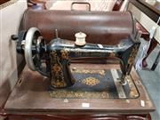Sale 8744 - Lot 1050 - The IMP Duchess Hand Operated Sewing Machine