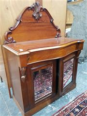 Sale 8831 - Lot 1023 - Late C19th Cedar Chiffonier
