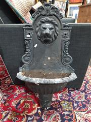 Sale 8863 - Lot 1060 - Water Feature