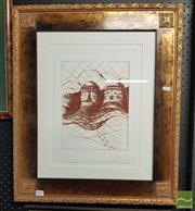 Sale 8544 - Lot 2049 - Brett Whiteley Posthumous Etching