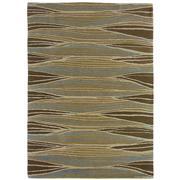 Sale 8890C - Lot 51 - Nepal Jan Kath Bean Design Rug, 242x174cm, Tibetan Highland Wool & Chinese Silk
