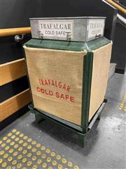 Sale 8912 - Lot 1005 - Trafalgar Cold Safe with Hessian Sides