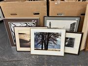 Sale 9061 - Lot 2062 - 5 original Photographs; Sydney Scenes; Beach Scene & Landscapes; various sizes; 55 x 49 cm (largest)