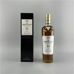 Sale 9142W - Lot 1059 - The Macallan Distillers 12YO Sherry Oak Cask Highland Single Malt Scotch Whisky - 40% ABV, 700ml in box
