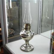 Sale 8336 - Lot 100 - Miller Vestal Kerosene Lamp