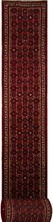 Sale 8424C - Lot 32 - Persian Hamadan Runner 1175cm x 80cm